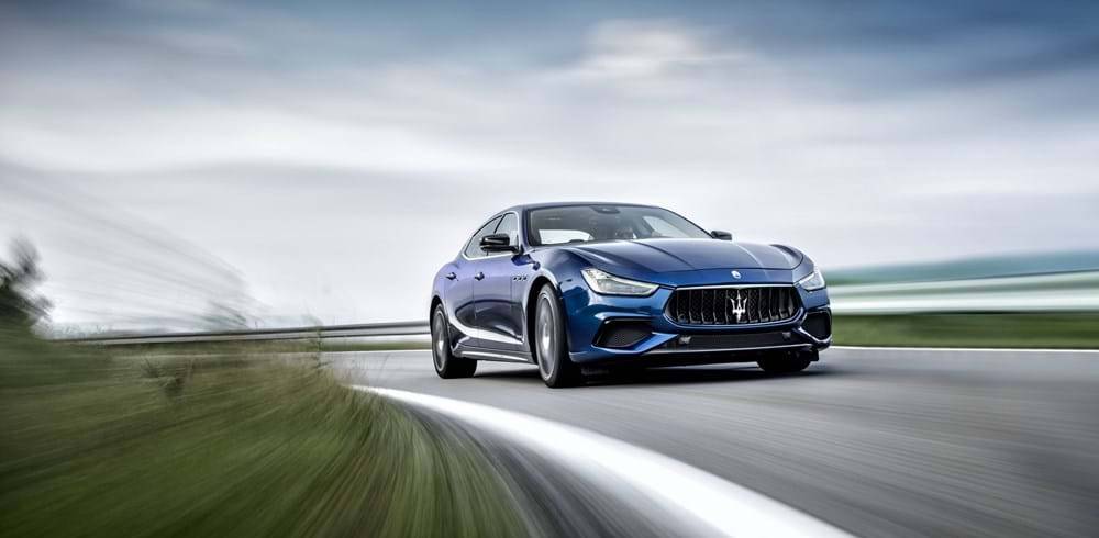 Maserati Ghibli III V6 275 hk