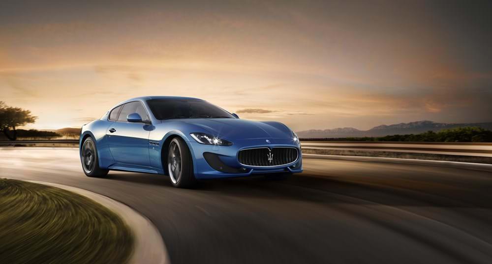 Maserati Gran Turismo sport 4,7 V8 460 hk