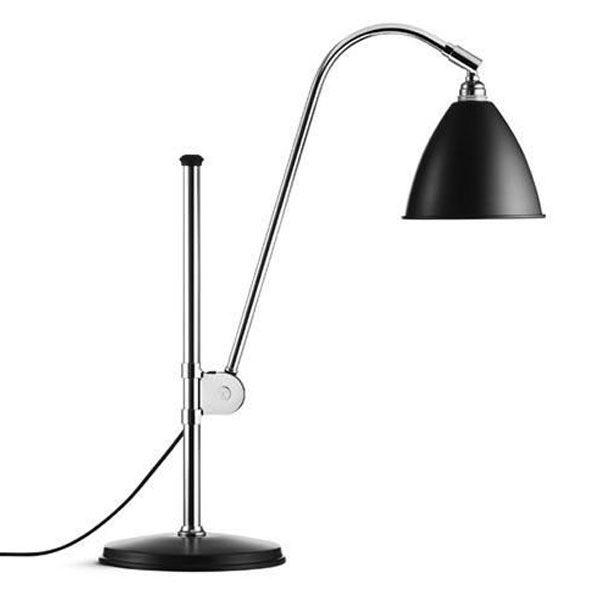 bestlite BL1 bordlampe i sort